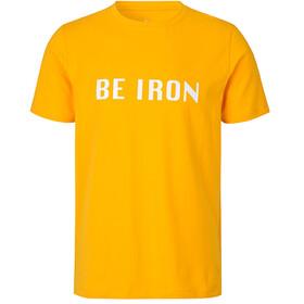 Fe226 Be Iron Koszulka, żółty
